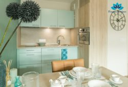 France Seniors - Rouen - Kitchenette Appartement