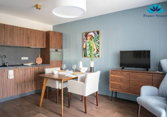 France Seniors - Saint-Quentin - Kitchenette Appartement